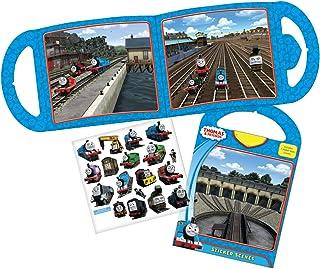 Paper Projects 01.70.29.002 'Thomas and Friends' plecak podróżny naklejka scena