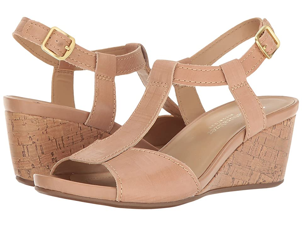 Naturalizer Camilla (Ginger Snap Leather) Women