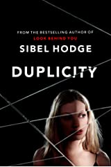 Duplicity (A Detective Carter Thriller) Kindle Edition