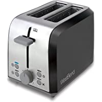 West Bend 2-Slice Extra Wide Slot Toaster