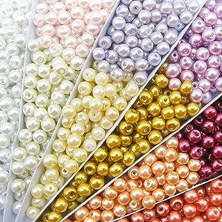 Best loose fake pearls wholesale Reviews