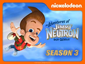 The Adventures of Jimmy Neutron: Boy Genius Season 3