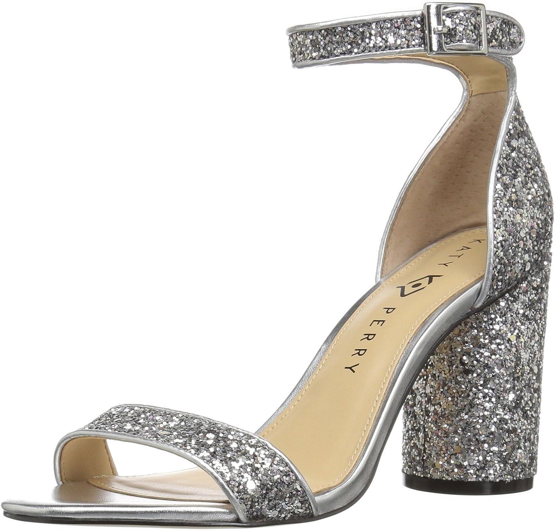 Katy Perry Women's The Clara Heeled Sandal