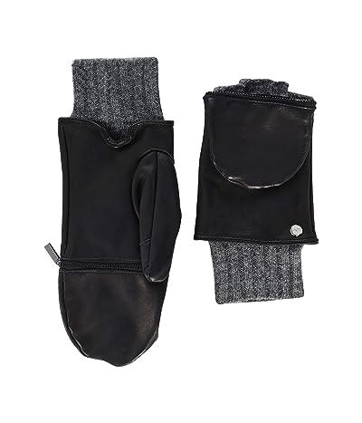 Echo Design The Glitten Gloves (Black) Extreme Cold Weather Gloves