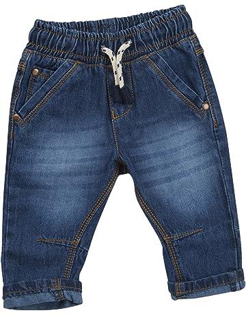 Wrangler Boys Toddler Boys Infant /& Toddler Baby Boys Slim Straight Jean