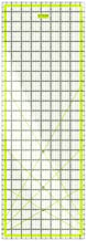ARTEZA Quilting Ruler, Laser Cut Acrylic Quilters' Ruler with Patented Double Colored Grid Lines for Easy Precision Cuttin...