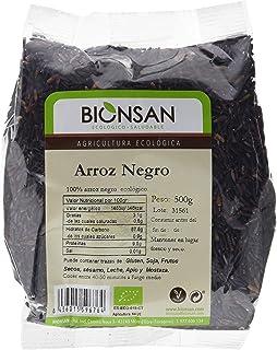 comprar comparacion Bionsan Arroz Negro de Cultivo Ecológico - 500 g