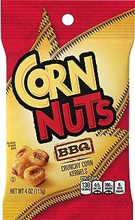 Corn Nuts BBQ Crunchy Corn Kernels (4 oz Bags, Pack of 12)