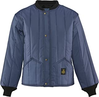 RefrigiWear Men's Cooler Wear Lightweight Insulated Workwear Jacket
