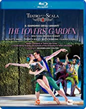 Mozart: The Lovers' Garden [Blu-ray]