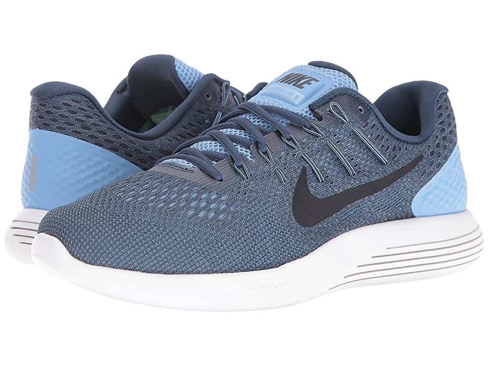 best sneakers 4000f 91618 UPC 091209000779 product image for Nike - Lunarglide 8 (Light Blue Squadron  Blue