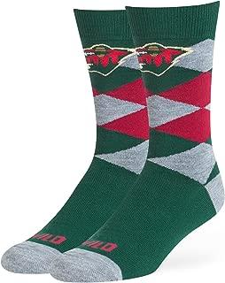 minnesota wild fuzzy socks