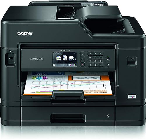 Brother MFC-J5730DW Imprimante Multifonction 4 en 1 jet d'Encre | Business Smart | Imprimession Recto-Verso jusqu'au ...