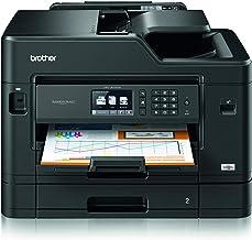 Brother MFC-J5730DW Imprimante Multifonction 4 en 1 jet d'Encre | Business Smart | Imprimession Recto-Verso jusqu'au forma...