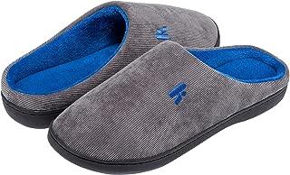 Zapatillas de Estar por casa para Mujer Hombre Invierno cómodo y Antideslizante Interior Zapatillas de casa