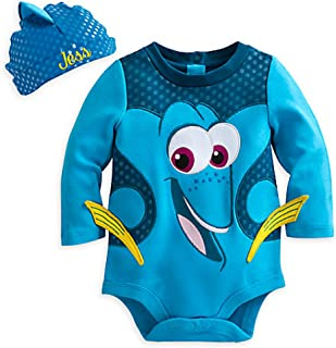 Disney Store Dory Costume Bodysuit for Baby NOT Personalizable