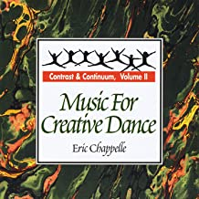 Music for Creative Dance: Contrast & Continuum 2