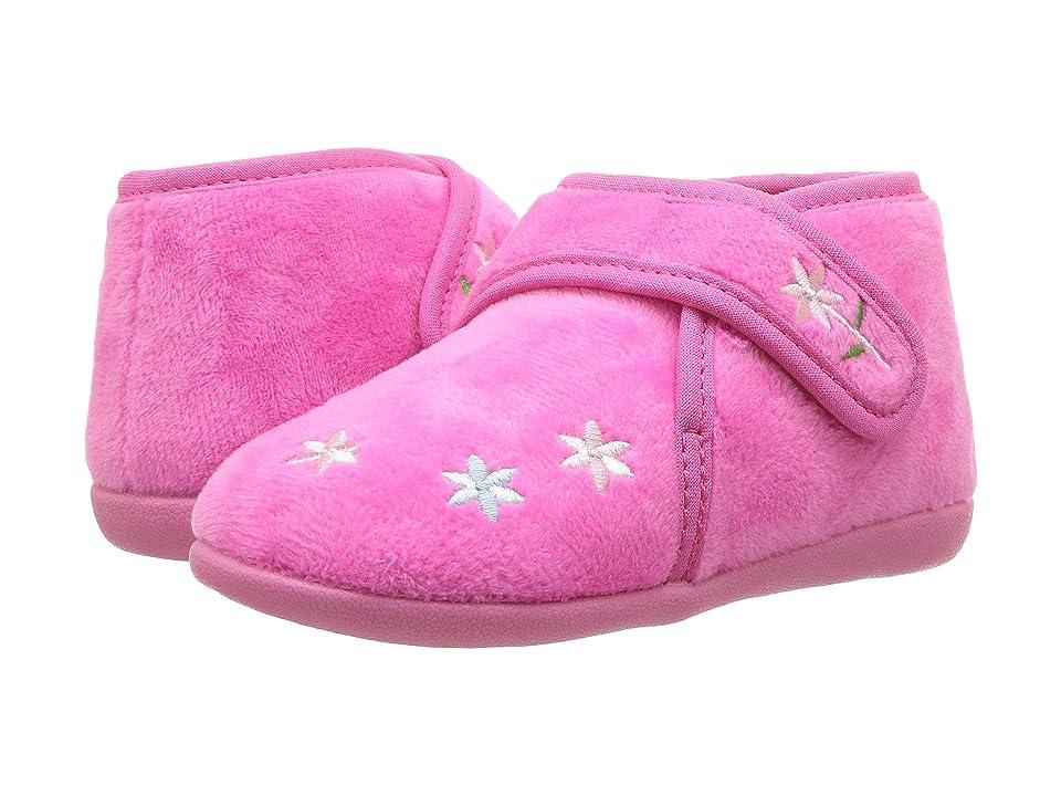 Foamtreads Kids Flora (Toddler/Little Kid) (Fuchsia) Girls Shoes