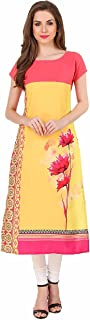 QENY VERY BEUTIFUL MULTICOLORED GEORGETTE SEMI STTICHED EMBRODERIED SALWAR SUIT FOR WOMEN END GIRLS-17