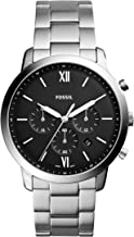 Fossil Analog Black Dial Men's Watch-FS5384