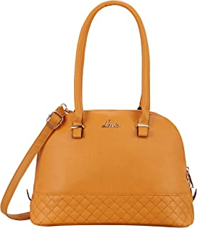 Lavie Yoruba Women's Satchel (Ocher)