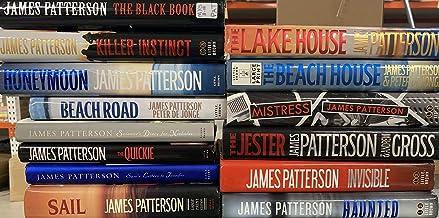 James Patterson Thriller Novel Collection 14 Book Set