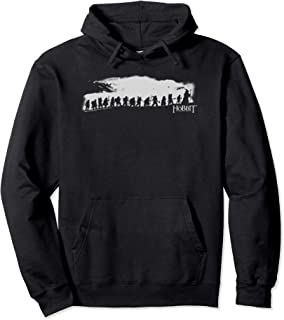 Hobbit The Company Pullover Hoodie