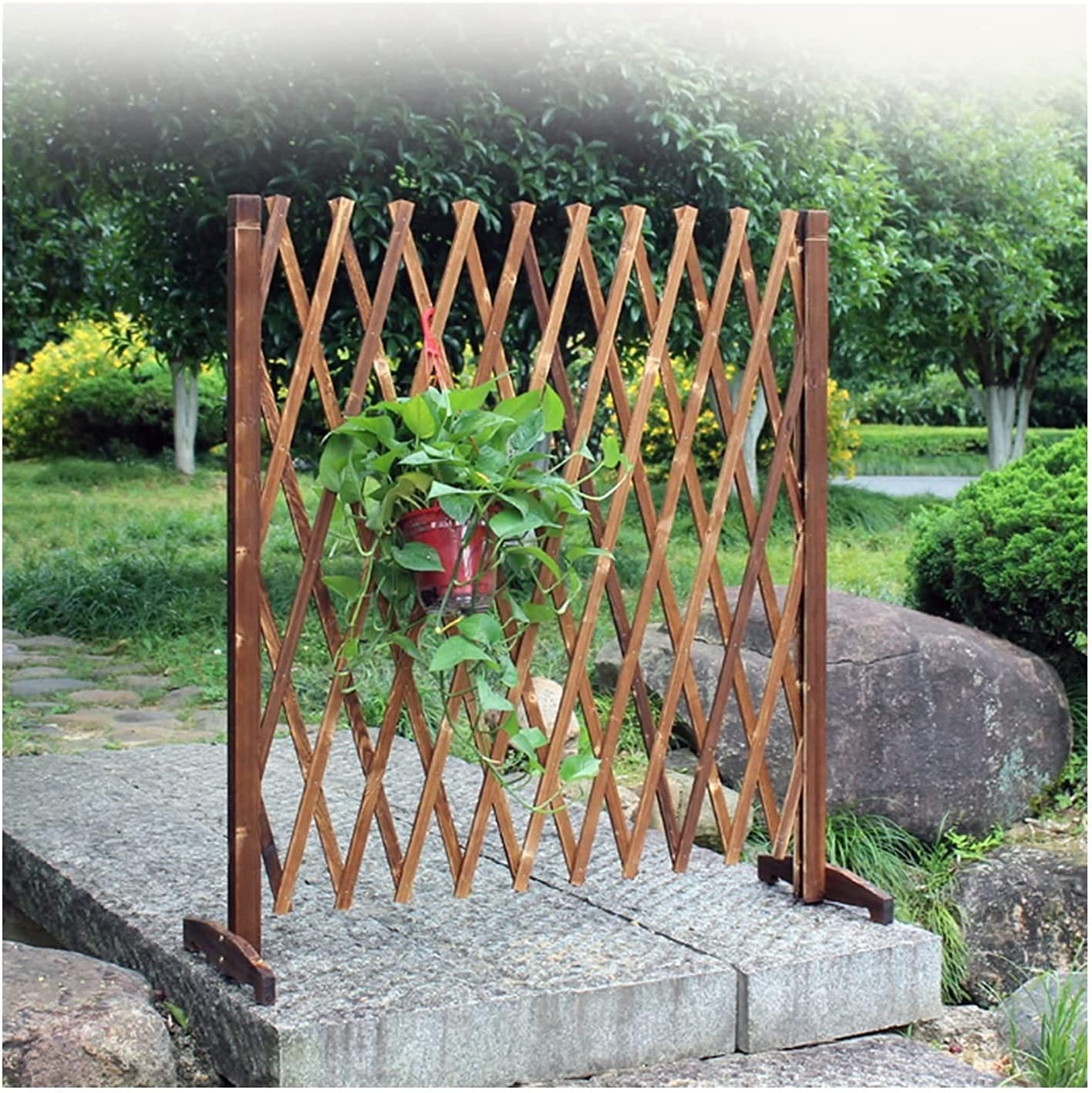 Chilechuan Retractable en Raleigh Mall Trellis Support 2021new shipping free Plant Panels Expandin