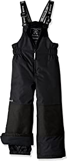 Boys and Girls Winkie Solid Bib Pant