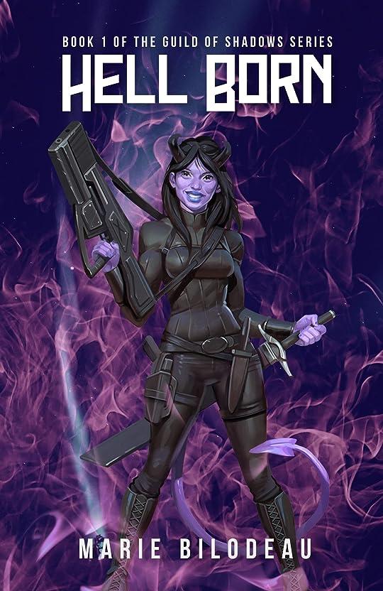 圧縮するプラカード武装解除Hell Born (The Guild of Shadows Book 1) (English Edition)