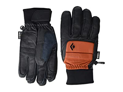 Black Diamond Spark (Brick) Ski Gloves