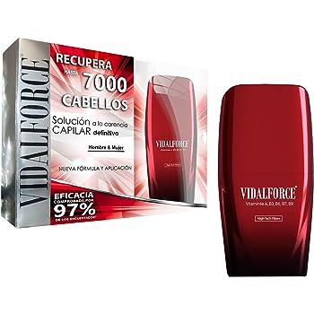 VidalForce, Fibras Capilares Premium (Negro) 25gr: Amazon.es