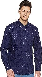 Arrow Sports Men's Printed Regular fit Casual Shirt