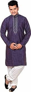 Men's Indian fancy smart Sherwani Kurta shalwar kameez Pyjama party wear set 822