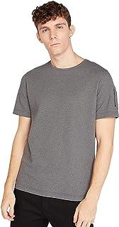 Iconic Men's 2300614 MAUI Cotton T-Shirt, Grey