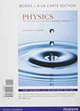 Physics for Scientists and Engineers, Books a la Carte Plus Mastering Physics with Pearson eText -- Access Card Package (4th Edition)
