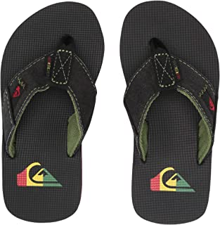Quiksilver Kids' Molokai Abyss Youth Sandal