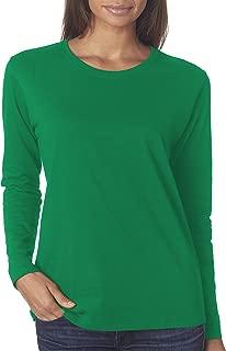 Gildan G540L Ladies 5.3 oz. Heavy Cotton Missy Fit Long-Sleeve T-Shirt