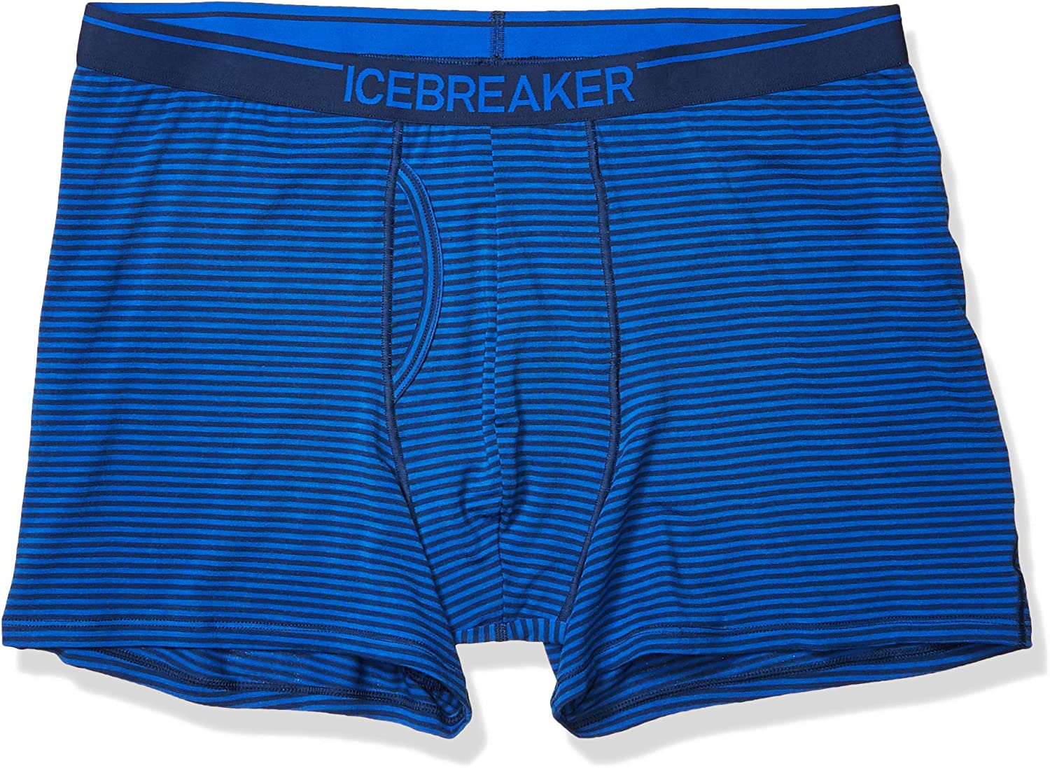 Icebreaker Men's Anatomica Boxers with Fly