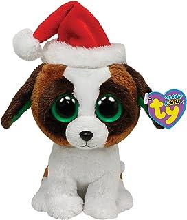 58943f25ef1 Ty Beanie Boos Presents - Dog with Hat