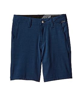 Frickin SNT Static Shorts (Toddler/Little Kids)