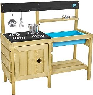 TP Toys Muddy Maker Mud Kitchen - Outdoor Kitchen Playset for Kids