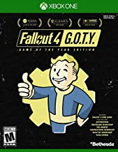 Best Fallout 4 Game of The Year Edition - Xbox One Review