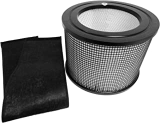 HEPA Plus Replacement Filter With Carbon Wrap for Filter Queen Defender 4000 7500 360 by Saras Vac Shack