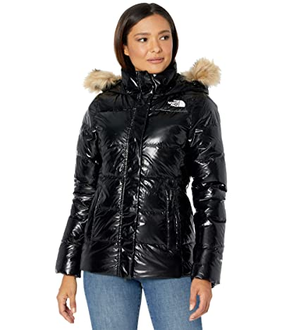 The North Face Gotham Jacket (TNF Black Matte Shine) Women