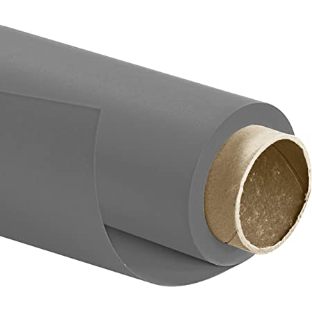 Walimex Pro Papierhintergrund Grau 1 35m X 10m Kamera