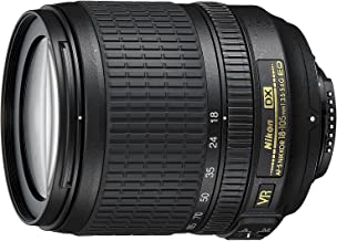 Nikon AF-S DX NIKKOR 18-105mm f/3.5-5.6G ED Vibration...
