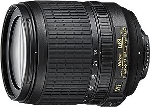 Nikon AF-S DX NIKKOR 18-105mm f/3.5-5.6G ED Vibration...