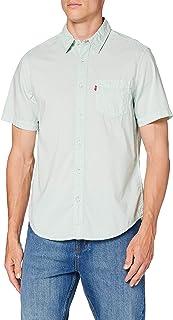 Levi's S/S Sunset 1 Pkt Standrd Camisa para Hombre