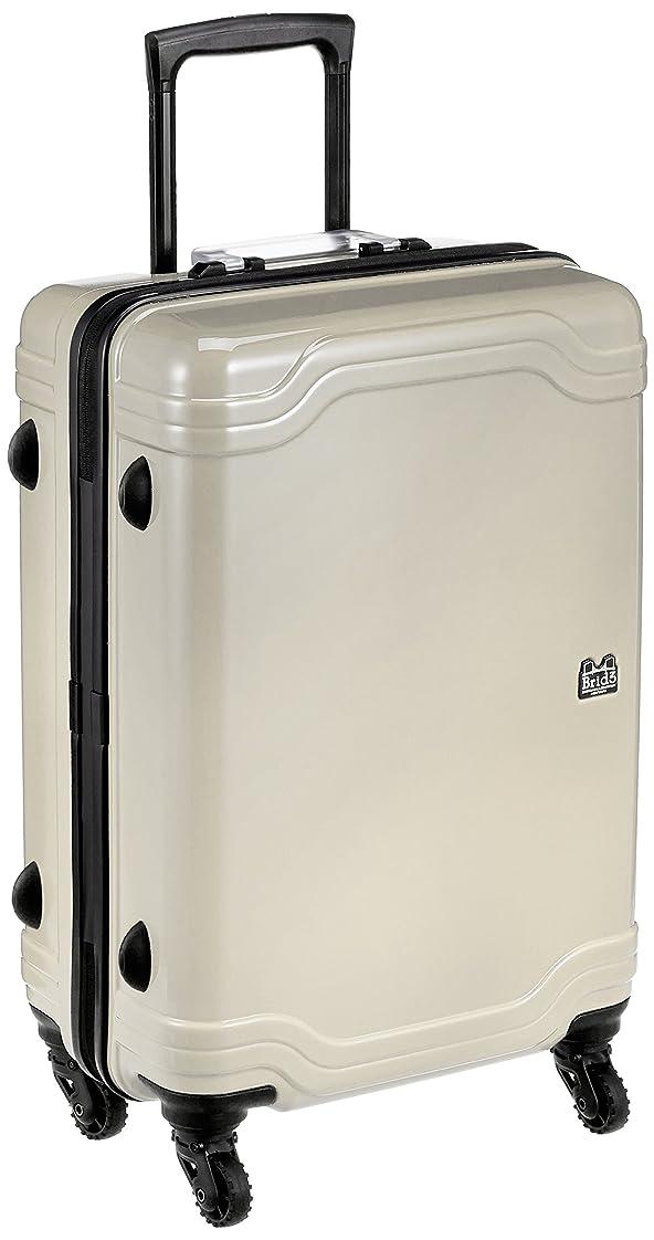 赤ちゃん宣伝救出[ゼロブリッジ] スーツケース モントローズ キャスターストッパー付 06432 50L 56 cm 3.4kg